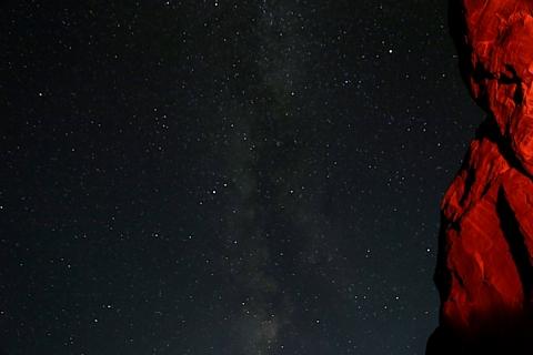 Monument-Valley-Stars